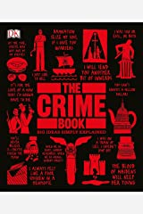 The Crime Book: Big Ideas Simply Explained Hardcover
