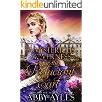 A Mysterious Governess for the Reluctant Earl: A Clean & Sweet Regency Historical Romance Book
