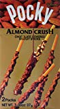 Pocky Chocolate Almond Crush Biscuit By Glico From Japan 12 Sticks