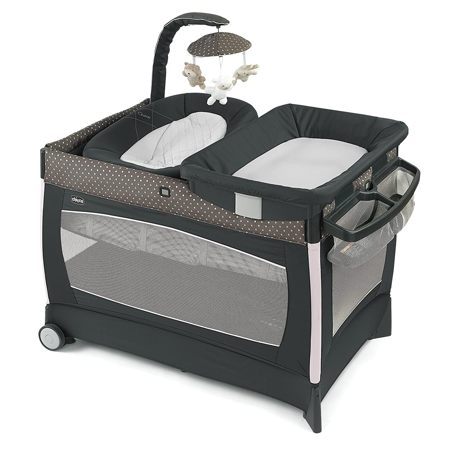 Chicco Lullaby Baby Playard, Orion 04079094510070