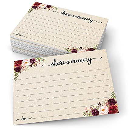 321Done Tarjeta de memoria para compartir (50 tarjetas), diseño ...