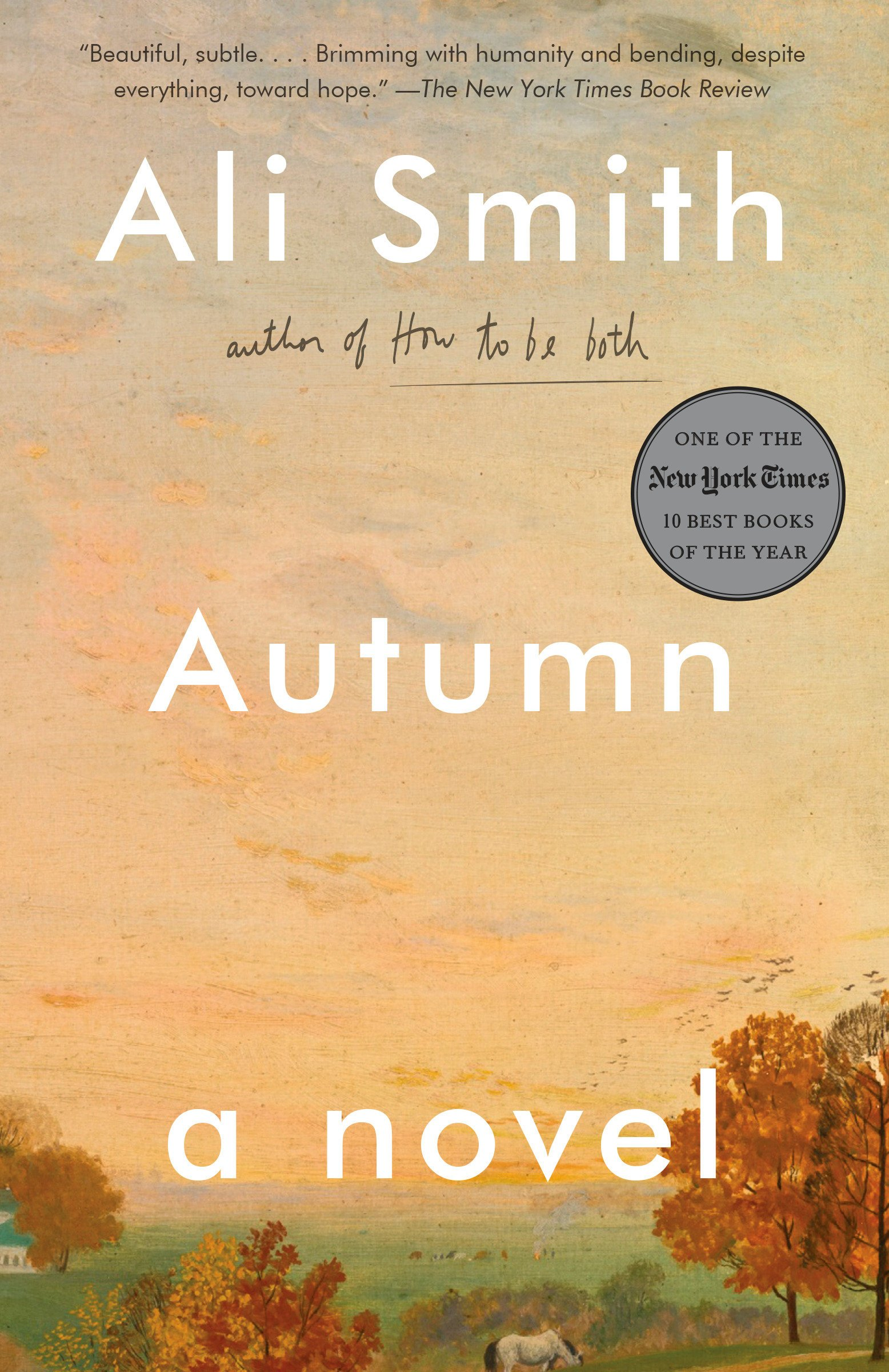 Autumn  A Novel  Seasonal Quartet
