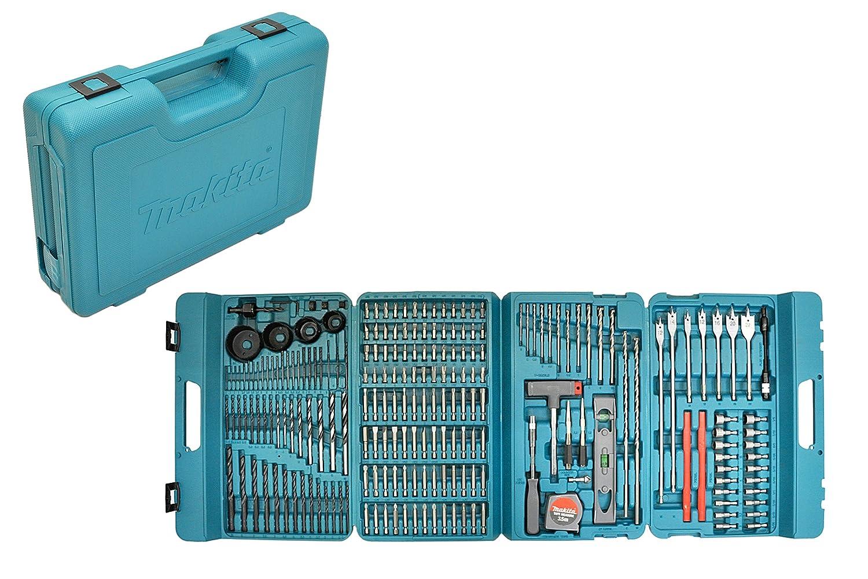 Makita P-44046 Drill and Bit Set, 216 pc.: Amazon.co.uk: DIY & Tools