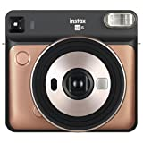 Fujifilm Instax Square SQ6 - Instant Film Camera - Blush Gold (Color: Blush Gold)