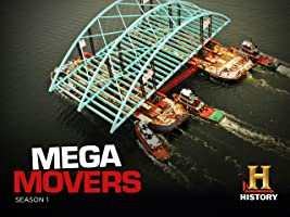 Mega Movers Season 1
