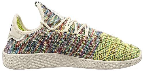 adidas Originals Herren Sneaker Pharell Williams Tennis Hu Primeknit