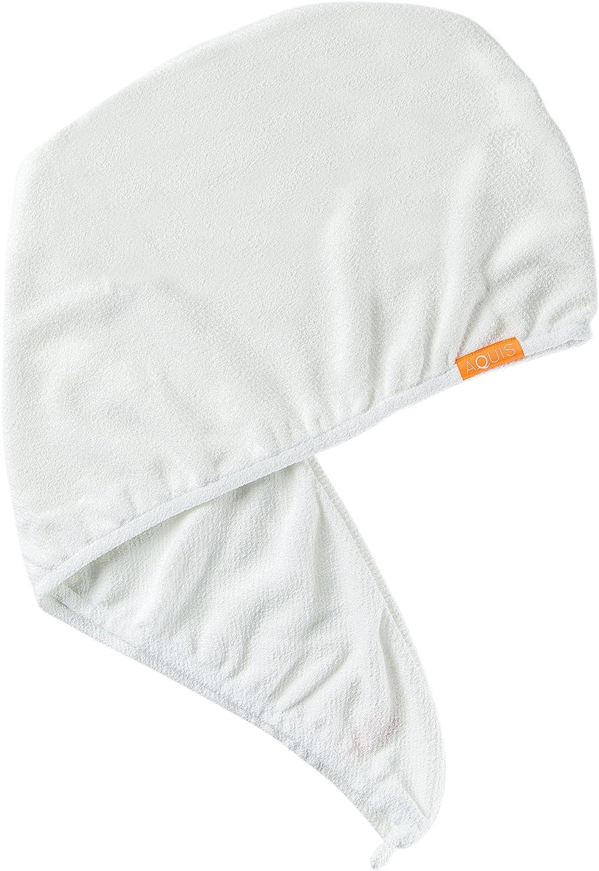 Aquis asciugamano turbante AQUIS LUXE AEL1330CHB