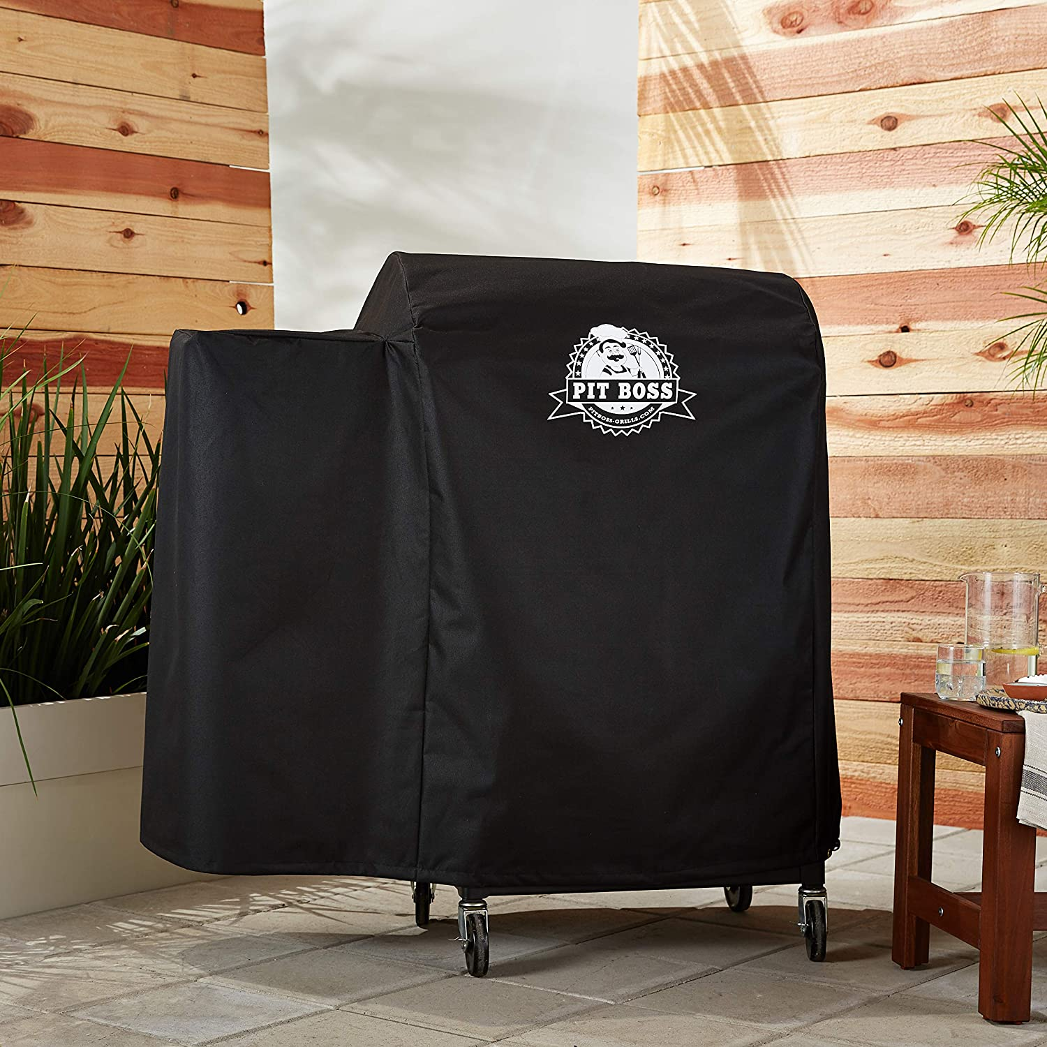 Outdoor Heavy Duty Waterproof Grill Cover for Pit Boss 700FB Wood Pellet Grills