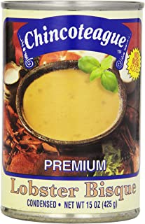 product image for Chincoteague Seafood Lobster Bisque, 15-Ounce Cans (Pack of 12)