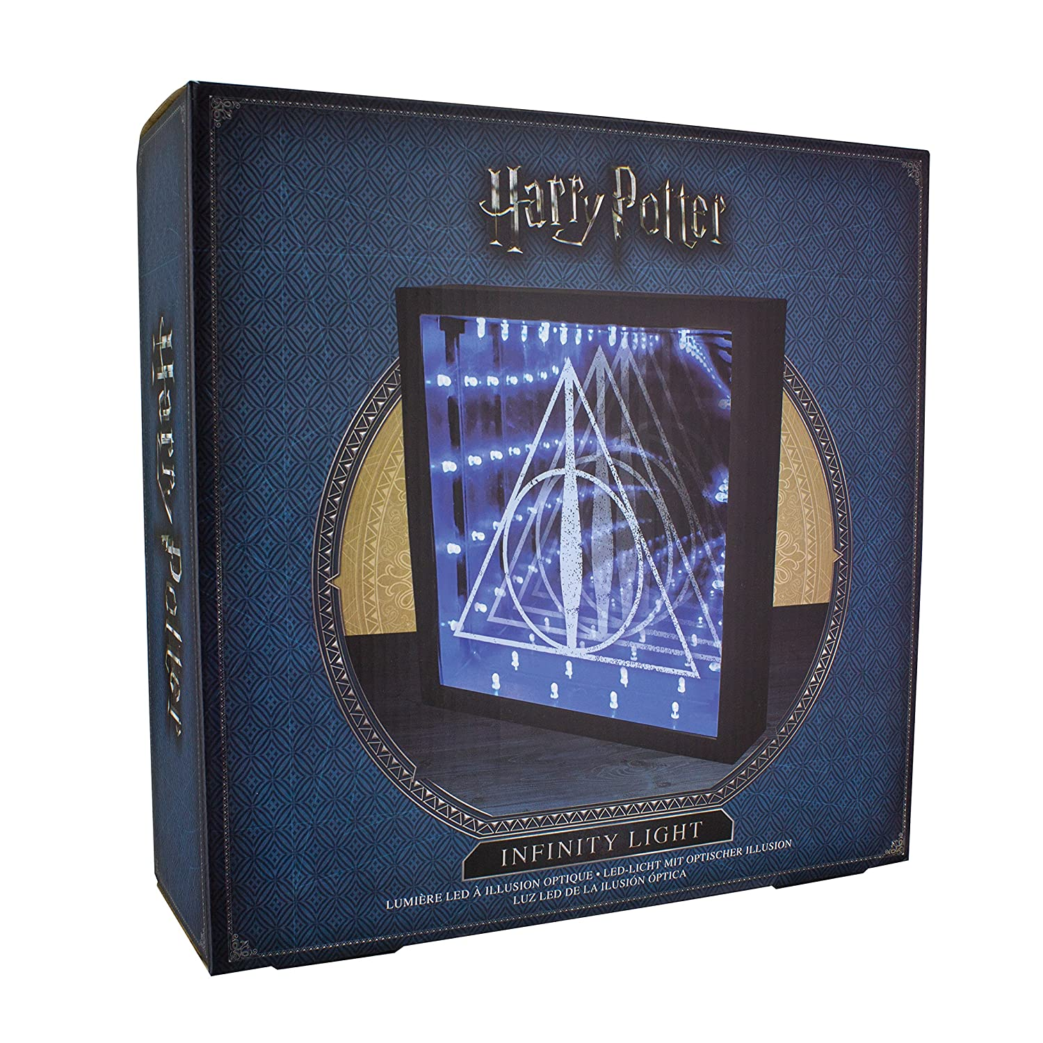 Paladone Harry Potter Deathly Hallows Infinity Light