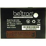 New 4020 mAh Sierra Wireless W-6 W6 Replacement Battery - BELTRON BLT-SW6