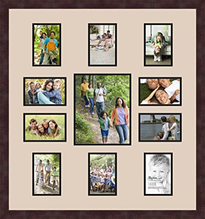 Buy Art to Frames Double-Multimat-421-782/89-FRBW26061 Collage Frame ...