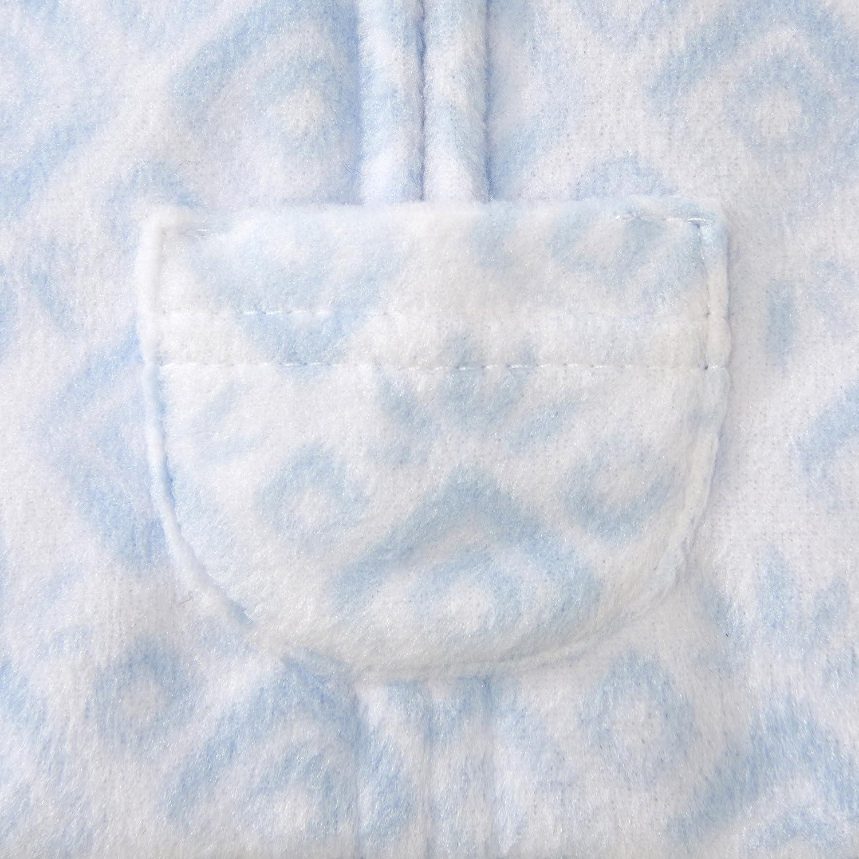 Small Soft Pink HALO SleepSack Micro-Fleece Swaddle