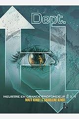 Dept. H (Tome 3): Meurtre en grande profondeur (French Edition) Kindle Edition