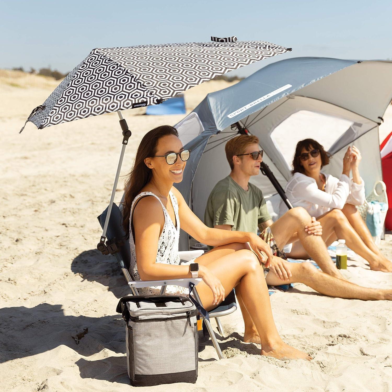 Adjustable Umbrella with Universal Clamp Sport-Brella Versa-Brella SPF 50