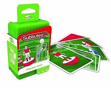 Shuffle Subbuteo - Juego de Cartas: Amazon.es: Juguetes y juegos