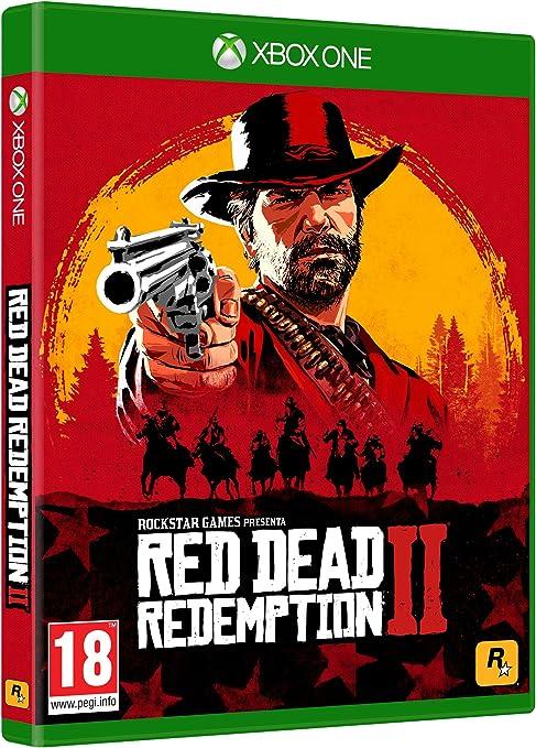 Red Dead Redemption 2 (Xbox One): Amazon.es: Videojuegos