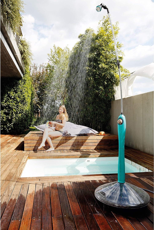 GF Garden Sunny Style Premium Solar, jardín, Ducha para Exterior ...