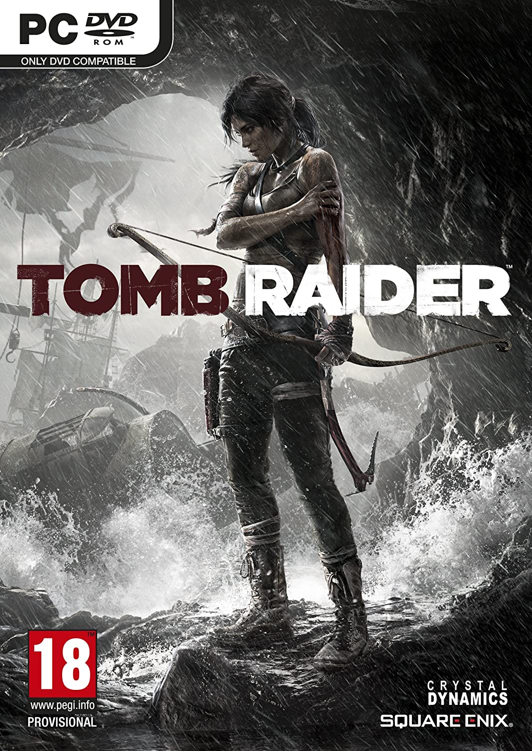 Buy Tomb Raider Pc Online At Low Prices In India Square