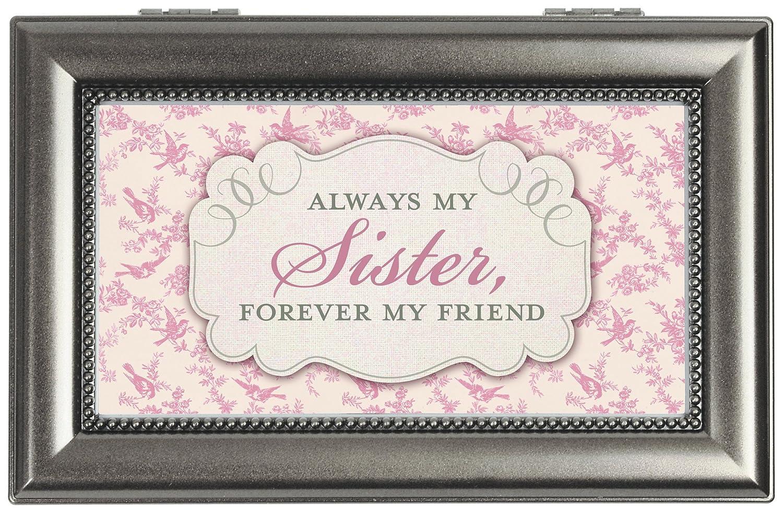 【正規品質保証】 Carsonホームアクセント音楽ボックス, Sister B016OYZYMY Forever Forever Sister B016OYZYMY, 淡路島の玉ねぎ屋さん:37c3effc --- arcego.dominiotemporario.com