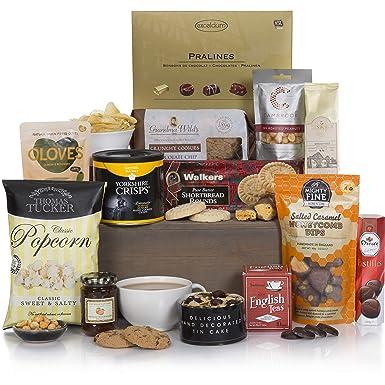 Bearing Gifts Hamper - Hampers & Gift Baskets - Luxury UK Food Gifts - Birthday Present