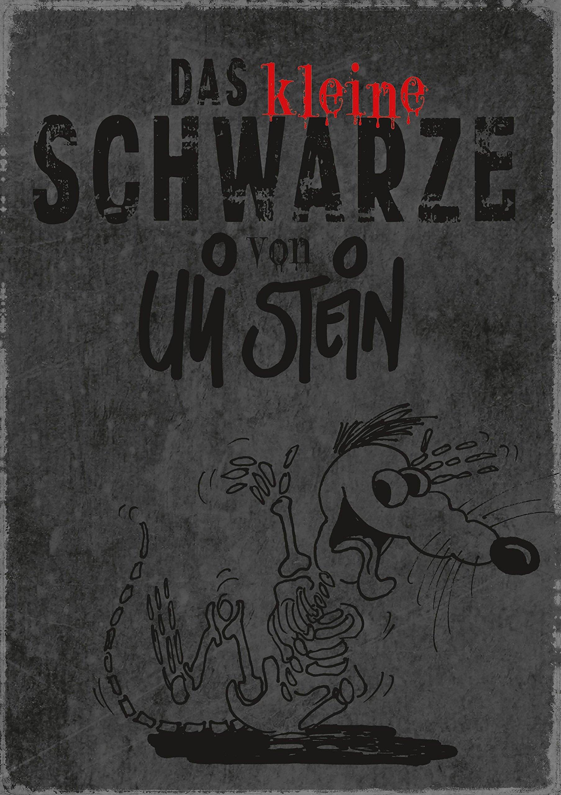 Das kleine Schwarze Gebundenes Buch – 10. September 2014 Uli Stein Lappan 3830333730 HUMOR / General
