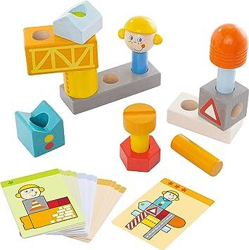 Holzspielzeug Haba Sortierspiel Formenmix 300553