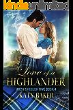 Love of a Highlander (Arch Through Time Book 4)