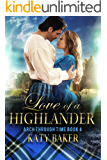 Love of a Highlander (Arch Through Time Book 4)