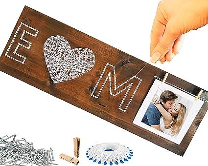 Geschenk Für Partner Basteln Liebeserklärung Frau Mann Ehemann
