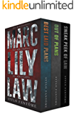 The Mercenaries Boxset