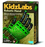 Kidz Labs Robotic Hand Children Kids Boys Girls Top Selling Item Present Fun Games and Toys Idea Age Over 8