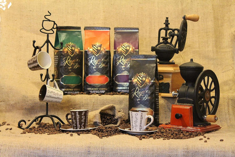 Amazon.com : Flavored Coffee (DOUBLE CHOCOLATE DELIGHT Flavored Coffee, 1lb Ground) : Ground Coffee : Grocery & Gourmet Food