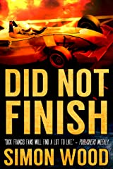 Did Not Finish (Aidy Westlake Mysteries Book 1) Kindle Edition