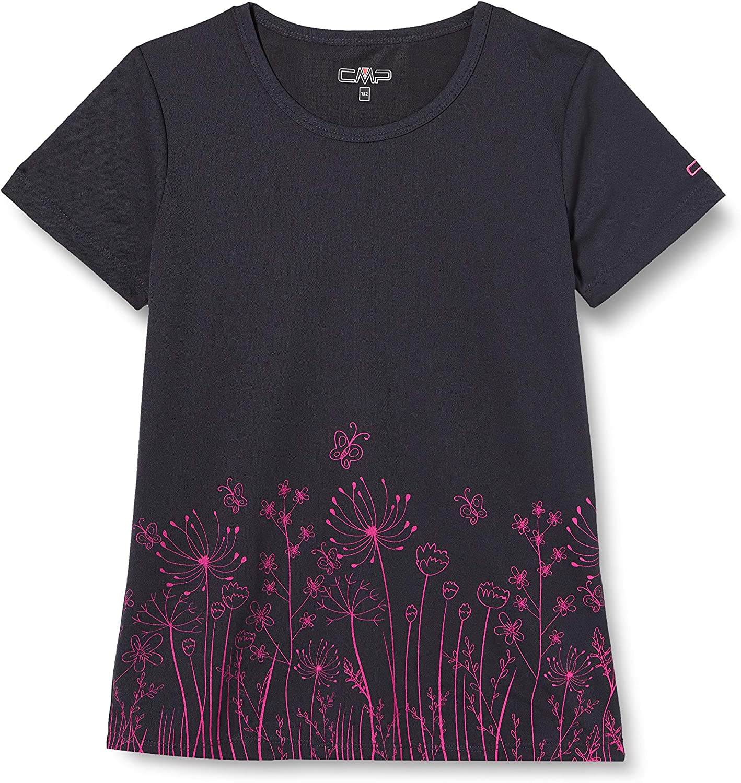 Bambina CMP T-Shirt Dry Function 38t6385 128 Solarium