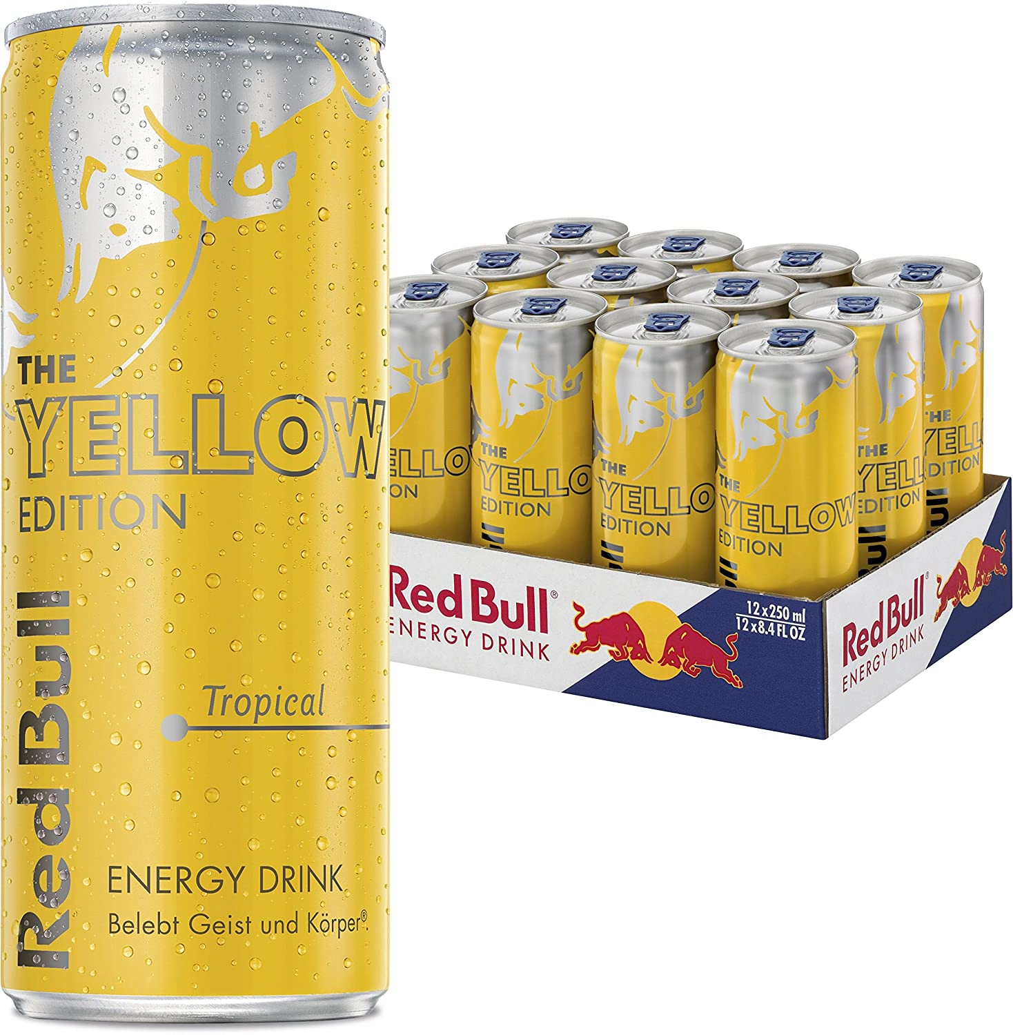 Red Bull Yellow Edition amazon