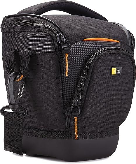 Case Logic SLRC-200 Estuche para cámara fotográfica Negro: CASE LOGIC: Amazon.es: Electrónica