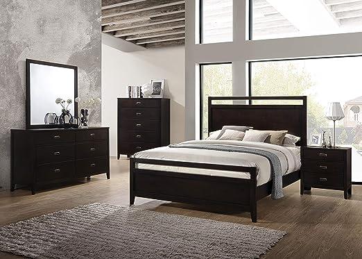 Amazon.com: Kings Brand Furniture – 6-Piece Aloha Dark ...