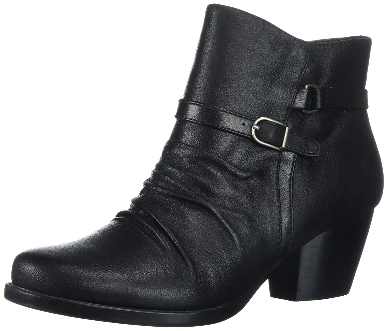 BareTraps Women's Bt Ricarda Ankle Bootie B0722P7SWL 7.5 B(M) US|Black