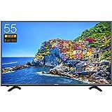 ハイセンス 55V型フルハイビジョン液晶テレビ 外付けHDD録画対応(裏番組録画) HJ55K3120