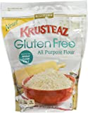Krusteaz Gluten Free All Purpose Flour Mix, 32 Ounce (Pack of 8)
