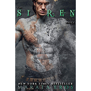 Siren Series: (Reverse Harem Vampire Romance Thriller Books 1) (The Siren Series)