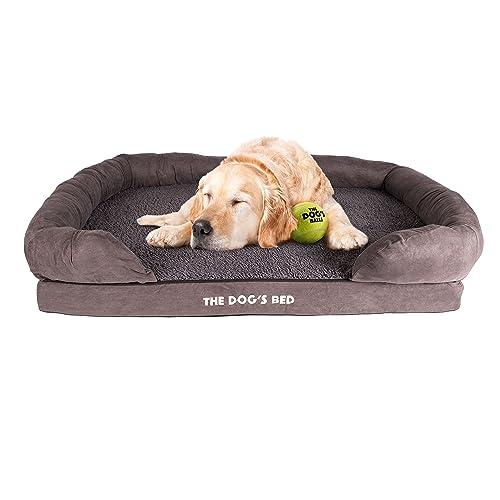 Extra Large Dog Bed Memory Foam Pet Beds: Amazon.com
