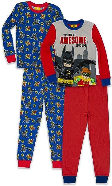 Batman long sleeve outfit set 100/% Cotton Smart Casual Comfortable 2-7Y