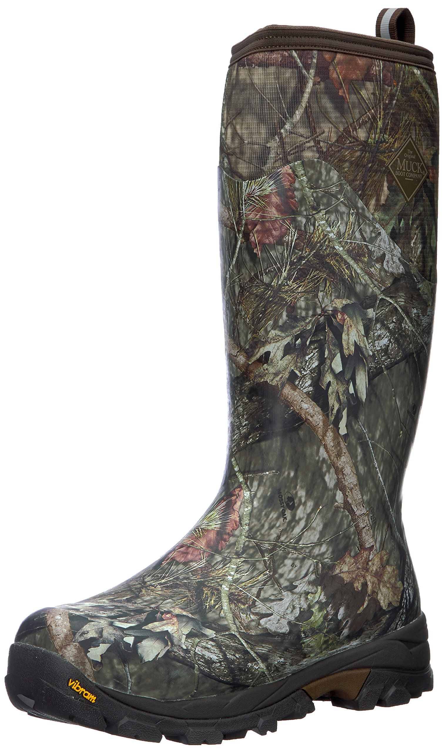 Muck Woody Arctic Ice Extreme Conditions Men's Winter Hunting Boots with Arctic Grip Outsole