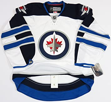 innovative design a679e 4091f Winnipeg Jets Authentic Away Reebok Edge 2.0 7287 Hockey ...