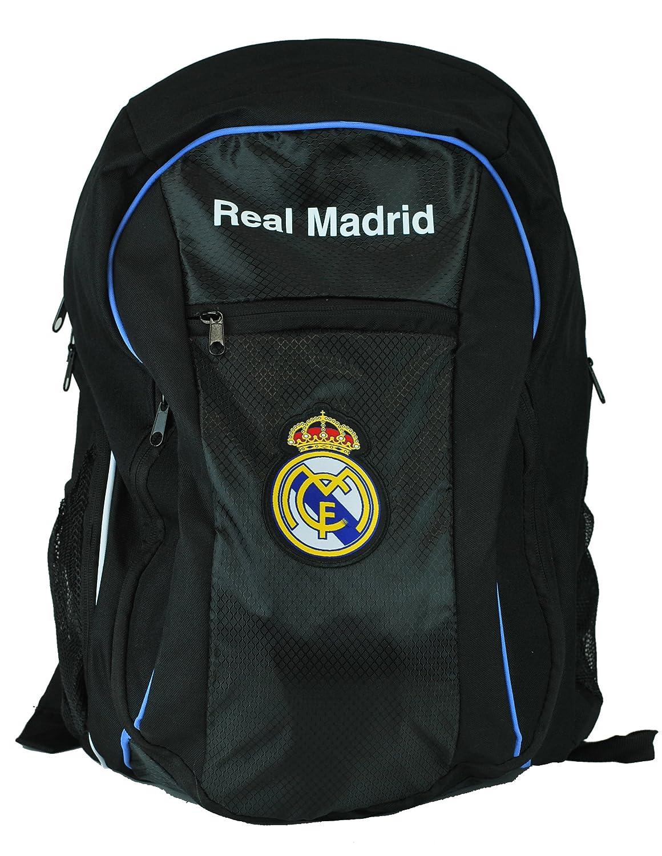 Real Madrid Backpack School Mochila Bookbag Official Licensed Product