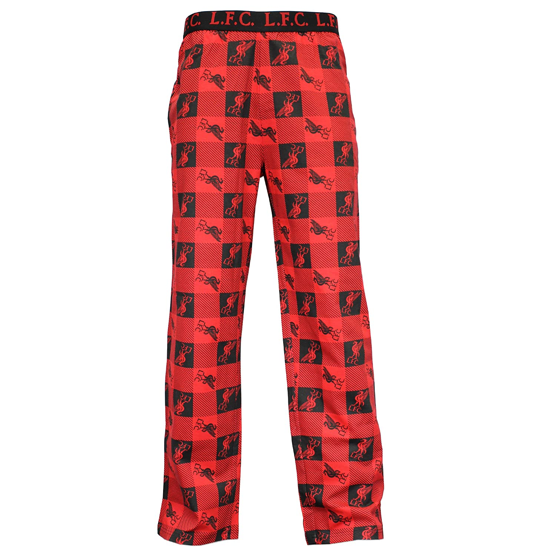 Liverpool Mens Football Club Pajamas