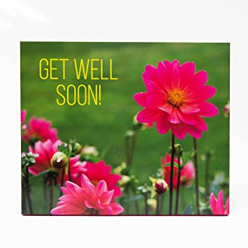 Amazon get well soon video greeting record your own video get well soon video greeting record your own video built in camera recordable m4hsunfo