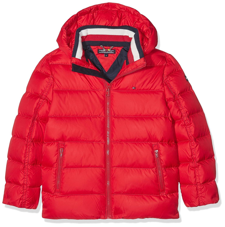 Tommy Hilfiger Boy's AME Thkb Basic Down Jacket KB0KB03413